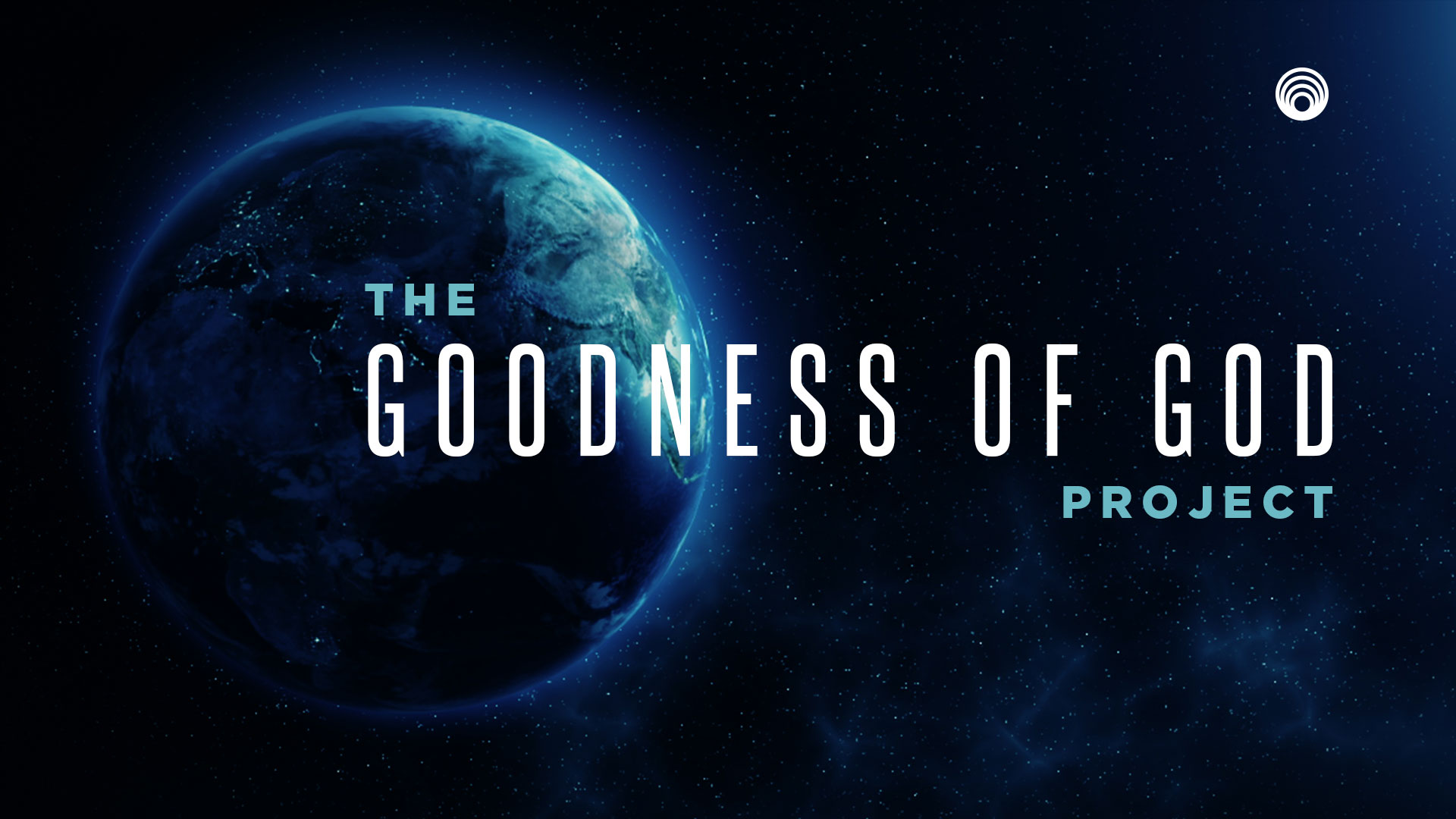 The Goodness Of God Project 01