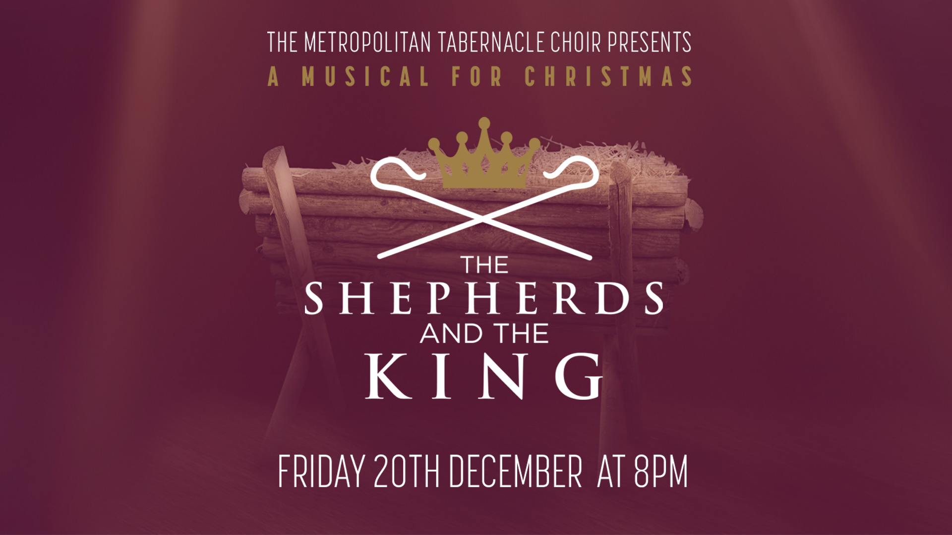 The Shepherds and the King - a musical for Christmas at Whitewell Church in Belfast