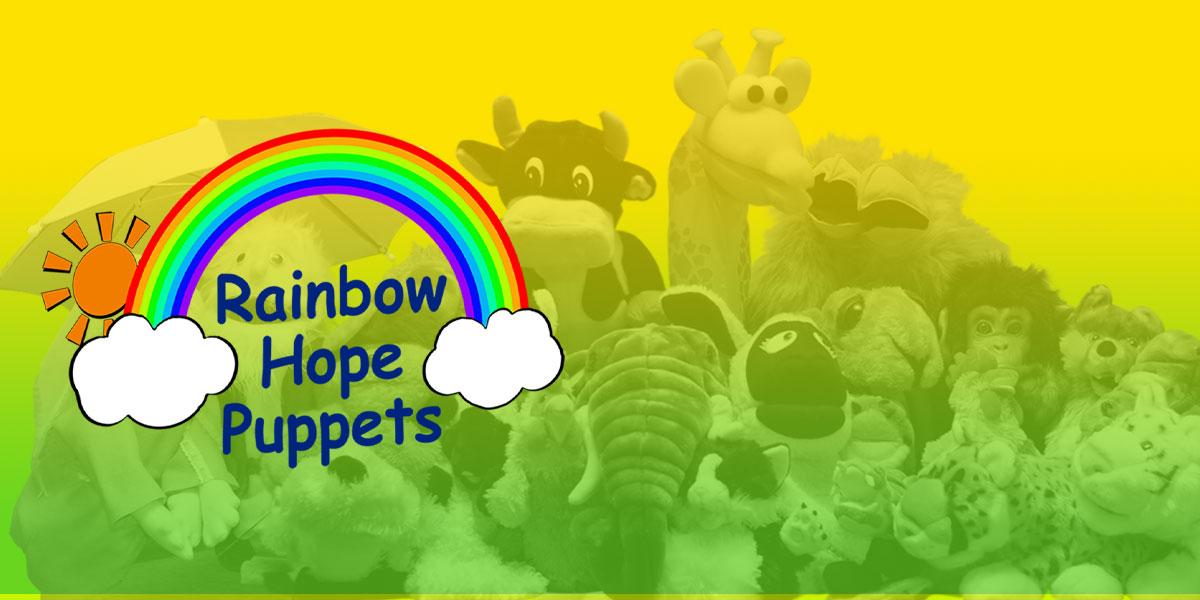 Rainbow Hope Puppets