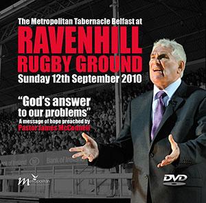 Ravenhill 2010 DVD