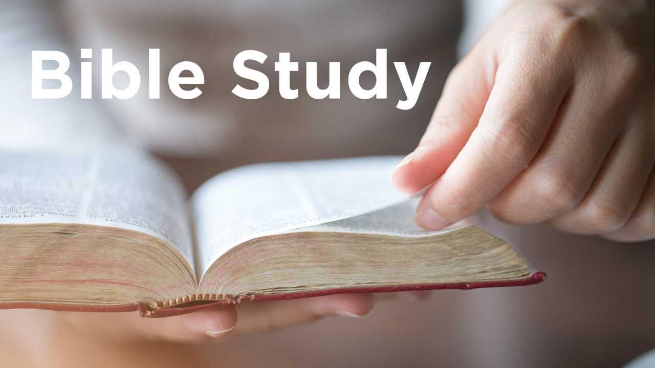 Bible Study - Guest Speaker Pastor John Herron