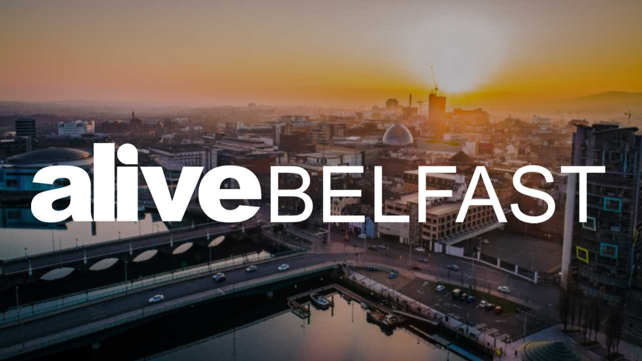 Alive Belfast 2019 - Monday Night