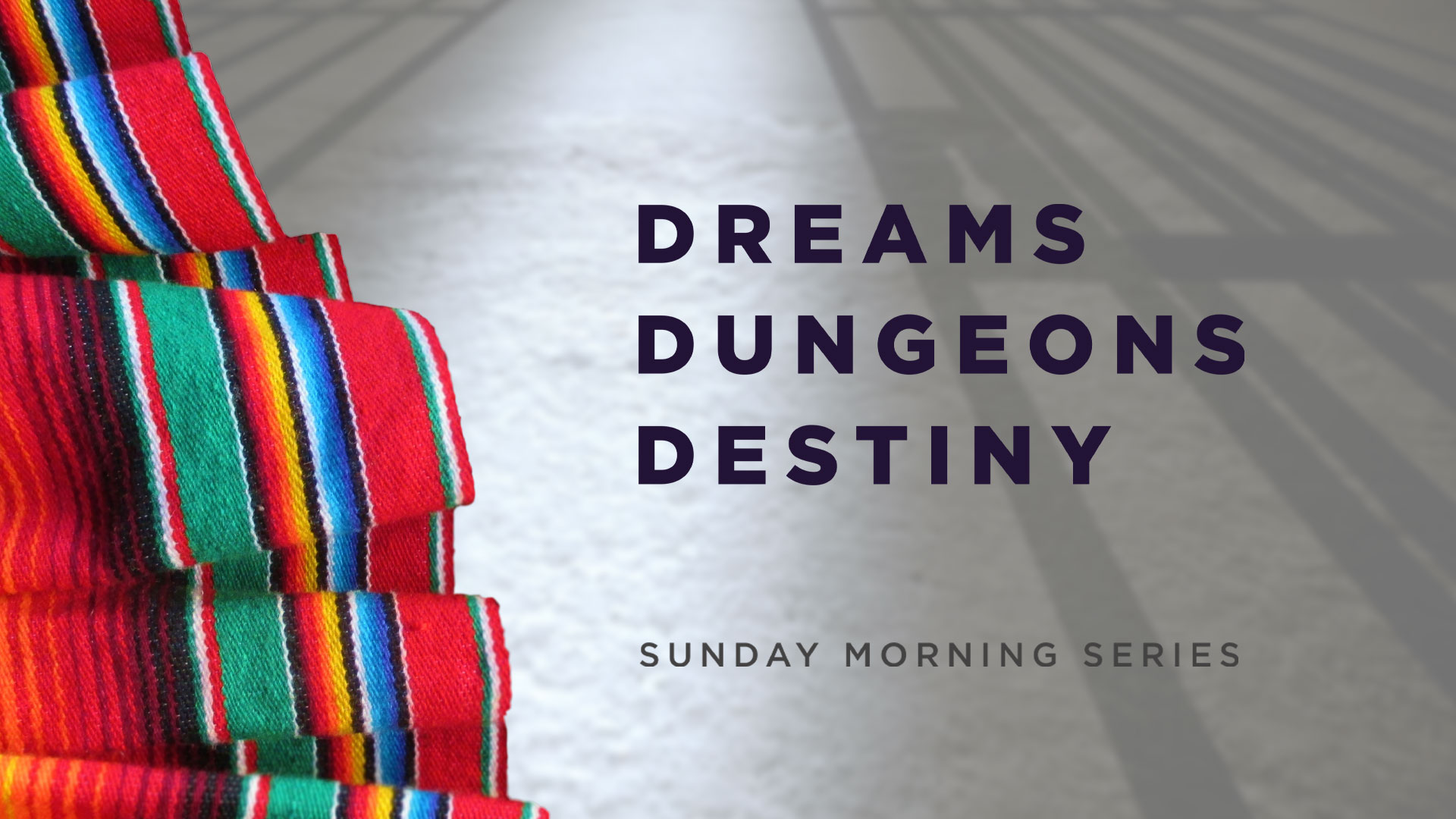 Dreams, Dungeons and Destiny (Part 2) (Repeated from 12 May 2019)