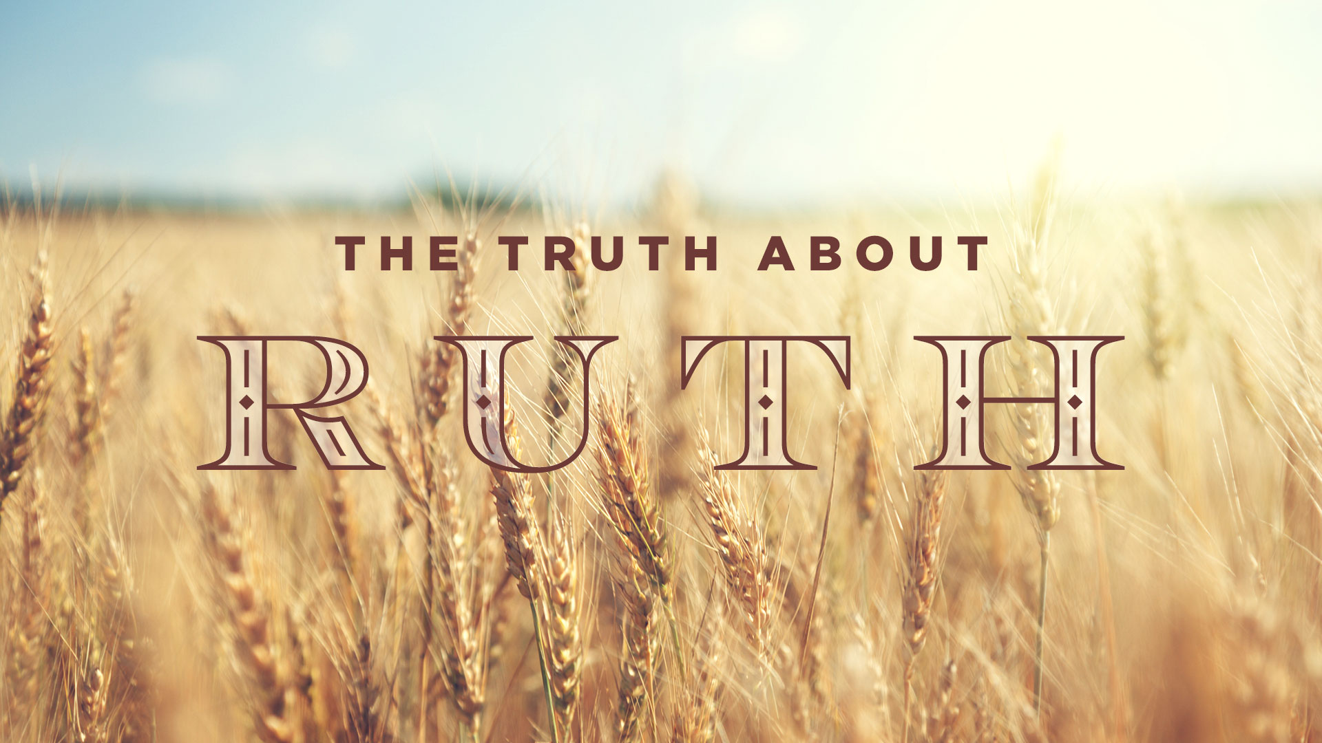 (Pt 3) Ruth and the invisible hand