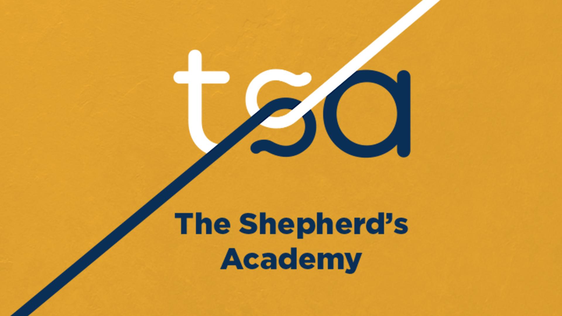 The Shepherd's Academy Annoucment